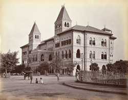 Post Office [Bombay].